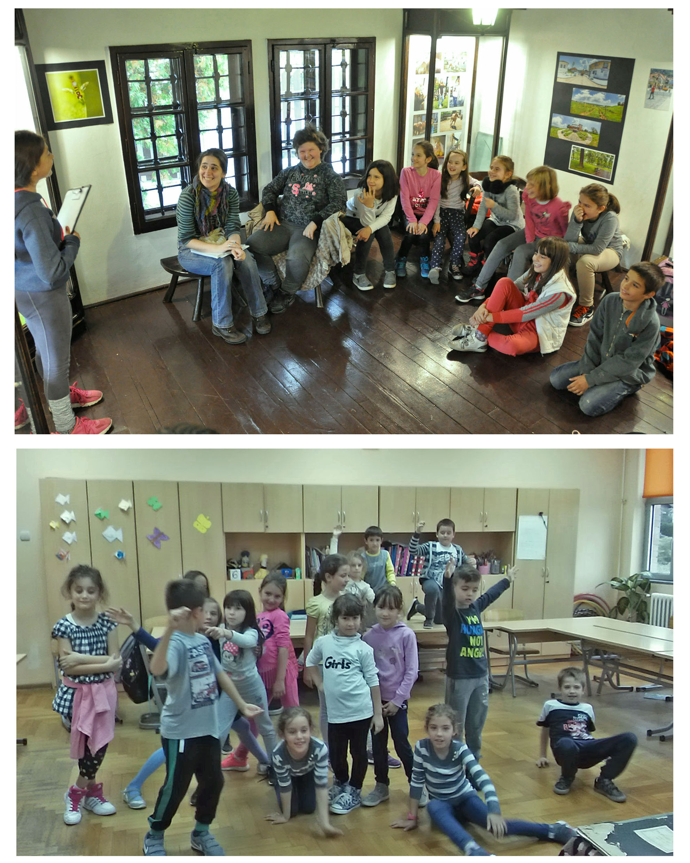 Деца играју за децу: Представе ,,Камповање'' и ,,Чудесно путовање'' у Гроцкој и Калуђерици