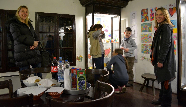 """Отворена је изложба """"Ликовно путовање"""" у Ранчићевој кући"""
