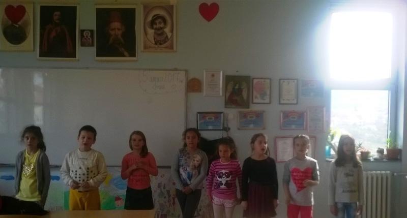 Позоришна радионица Центра за културу Гроцка - април