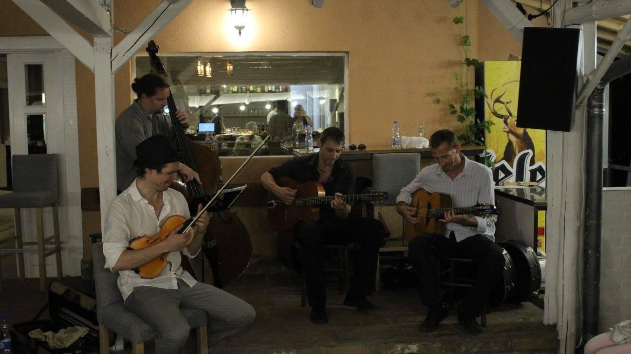 """Квартет """"Канаро"""" из Будимпеште наступио у Гроцкој"""