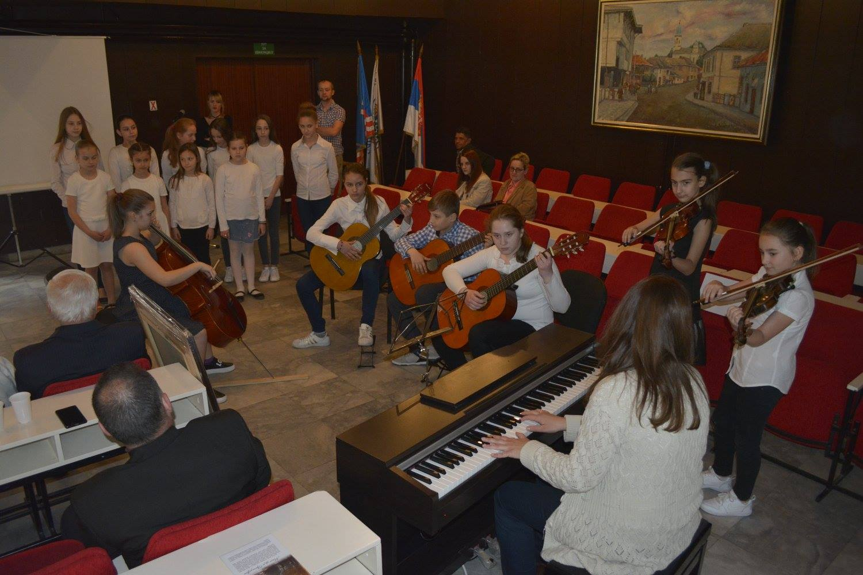 """Свечаност II Фестивала """"Моје село у причама и песмама"""" у Гроцкој"""