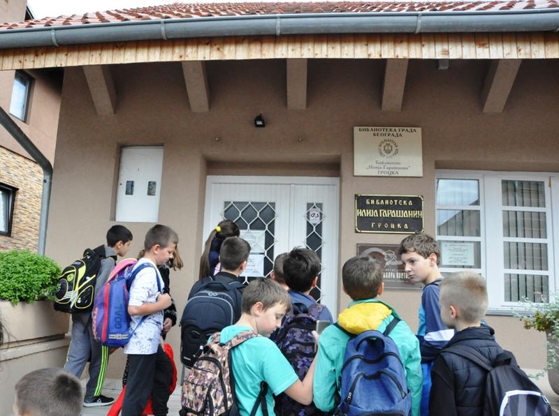 Археолошка радионица: у Легату др Александра Костића у Гроцкој