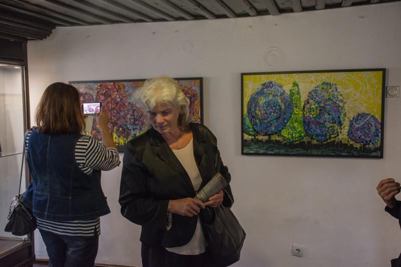 """Чланови КУД-а """"Пакуд"""" из Београда у посети Ранчићевој кући"""