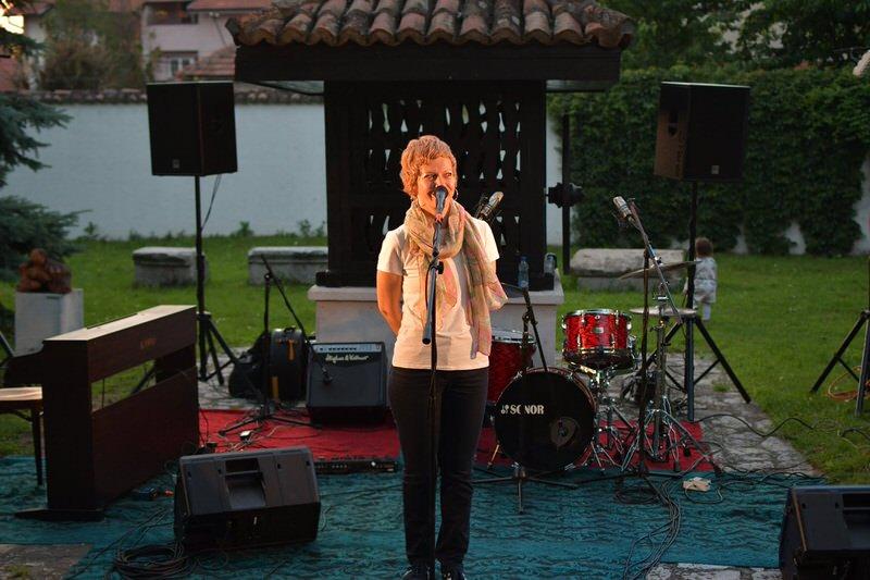 EYOT: Џез у музичкој башти Ранчићеве куће