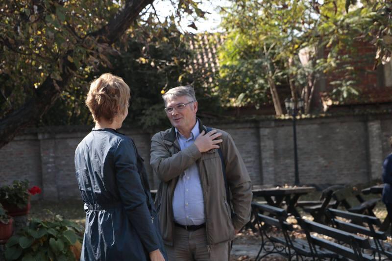Излетници из Шапца у посети Гроцкој