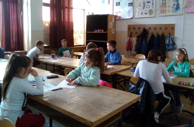 Majска Ликовна радионица у Гроцкој