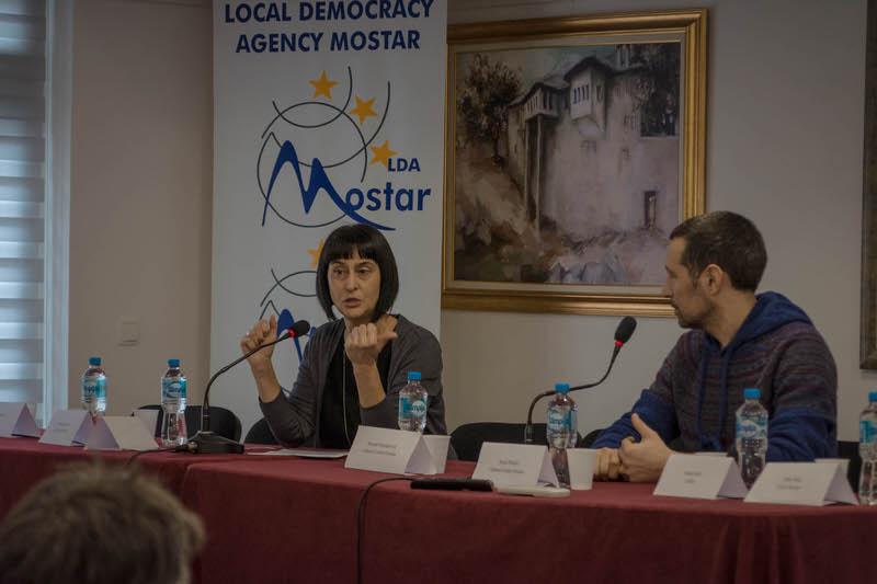 Међународна конференција у Мостару, утисци