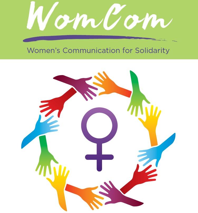 """Публикација о пројекту """"Женска комуникација за солидарност"""" WomCom"""
