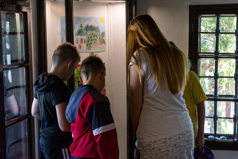 Трећаци из Брестовика у посети Ранчићевој кући