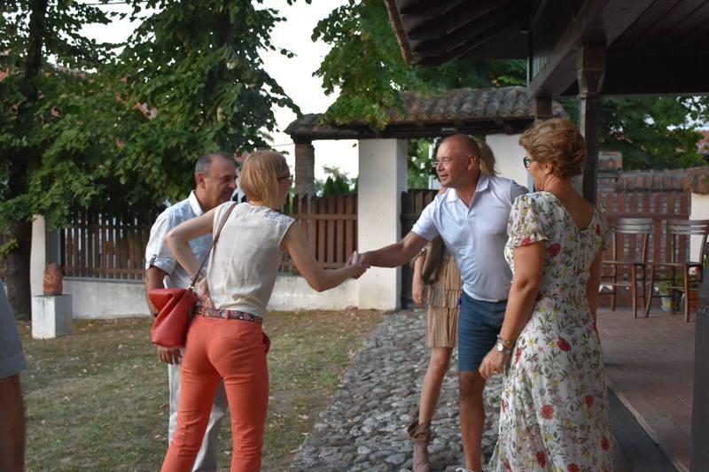 """У Ранчићевој кући """"Пролазно у сећању"""" уз звуке Балкана"""
