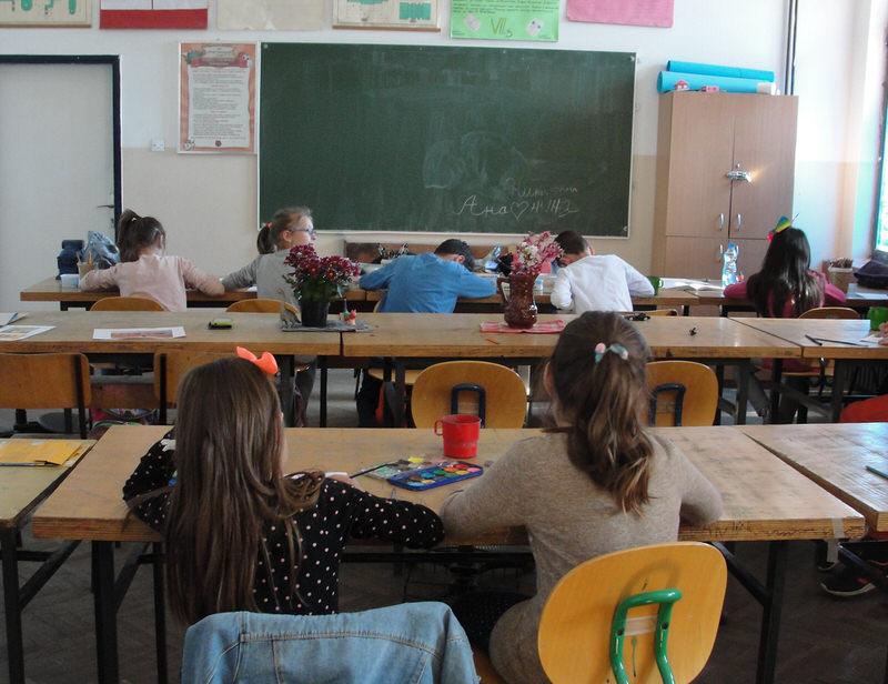 У слици и речи: март месец Ликовне радионице у Гроцкој