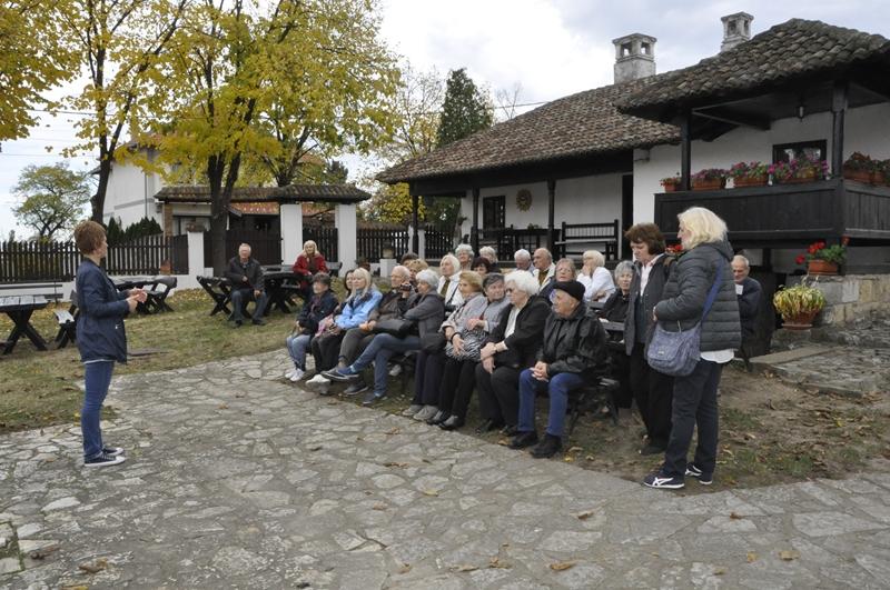 """Удружење """"Др Арчибалд Рајс"""" у посети Гроцкој"""