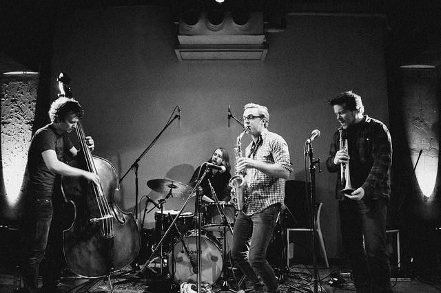 Музичка башта: Норвешки џез састав Cortex у Гроцкој