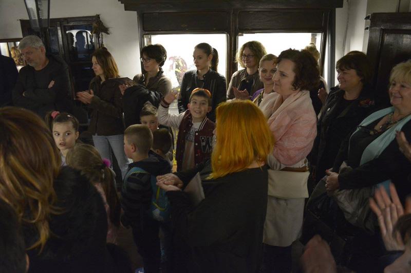 Ранчићева кућа: Отворена је изложба посвећена мотиву саламандера