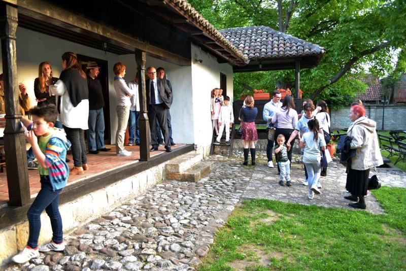 Ликовни сусрет Смедерева и Гроцке у Ранчићевој кући