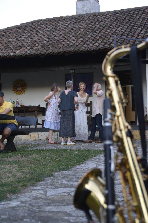 Лепоте Дунава и звуци етно-џеза у Ранчићевој кући