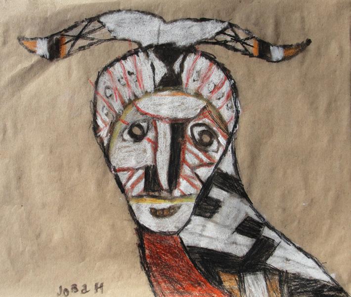 Ликовна радионица инспирисана културом и уметношћу Африке