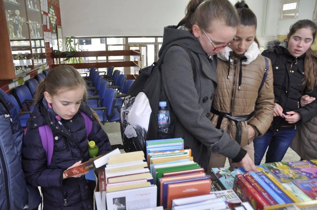 Дечји сајам књига отпочео своје путовање у Гроцкој