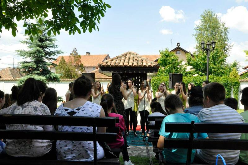 Ученици из Марибора у Гроцкој