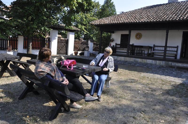 Суботњи посетиоци и путници-намерници у Ранчићевој кући