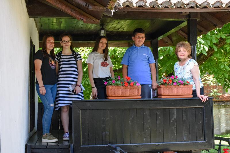 Вуковци из Калуђерице у посети Ранчићевој кући