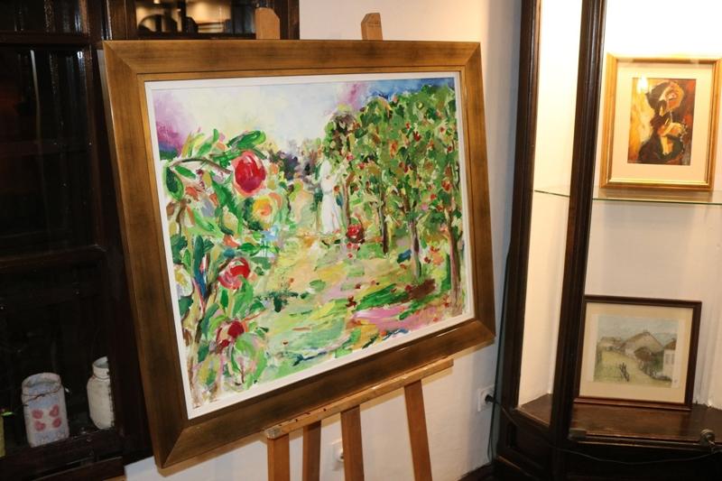 У сусрет импресији: Отворена је изложба сазива 22. Ликовне колоније општине Гроцка