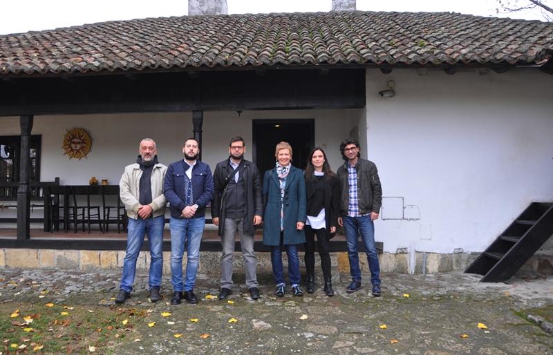 Градски секретар у посети просторима културе у Гроцкој