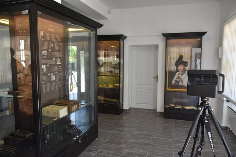 Настављено је 3Д снимање културних локалитета Гроцке – снимањем Легата др Александра Костића