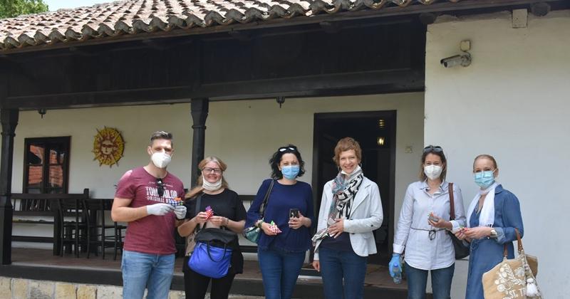 Представници Завода у радној посети Гроцкој, најављене и обнове