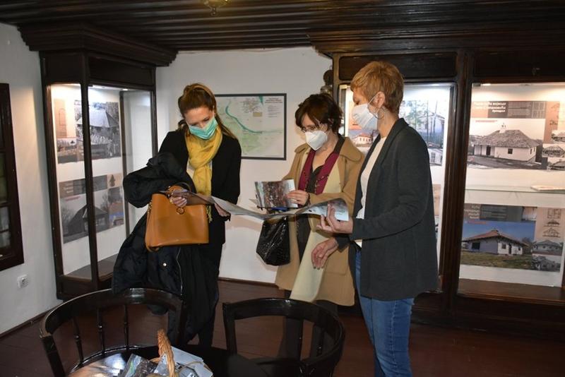 Представници Туристичке организације Србије у посети Гроцкој